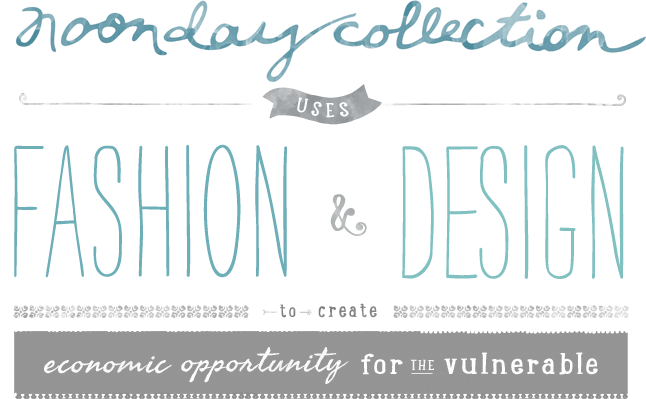 Noonday Collection uses fashion and design to create economic opportunity for the vulnerable.