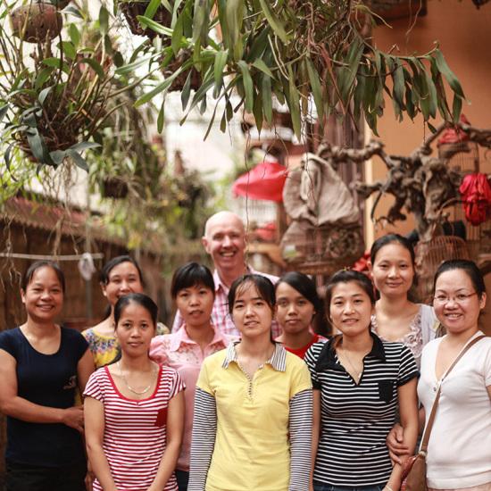 Nyugen Thi Hiep Vietnam