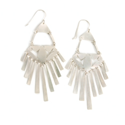 Rainforest Fringe Earrings