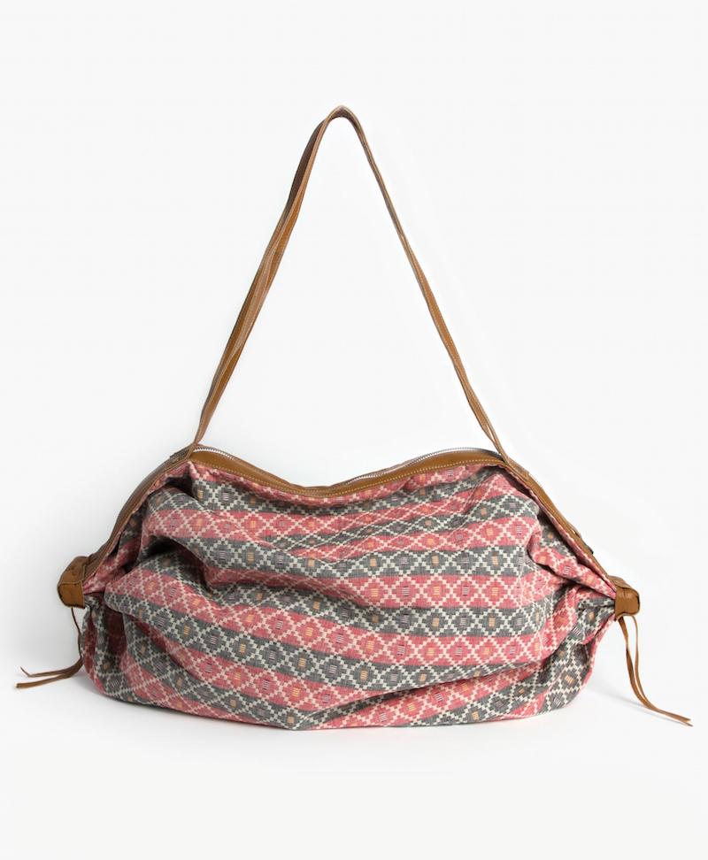 Dhaka Woven Bag | Noonday Collection