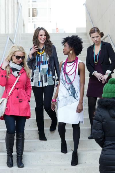 Lauren and Ambassadors