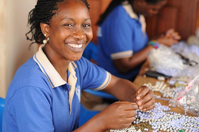 Noonday Collection Uganda Partnership