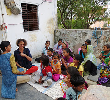 Literacy Program in India