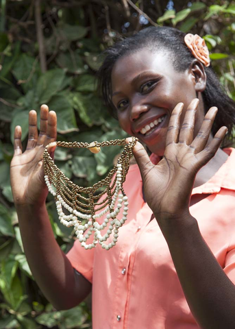 Latifa | Noonday Artisan in Uganda