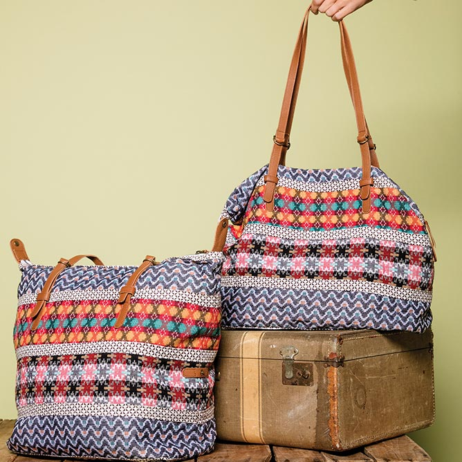 Kathmandu Bag | Noonday Collection