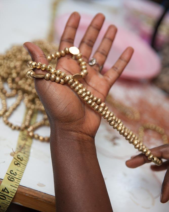 Ethiopia hands