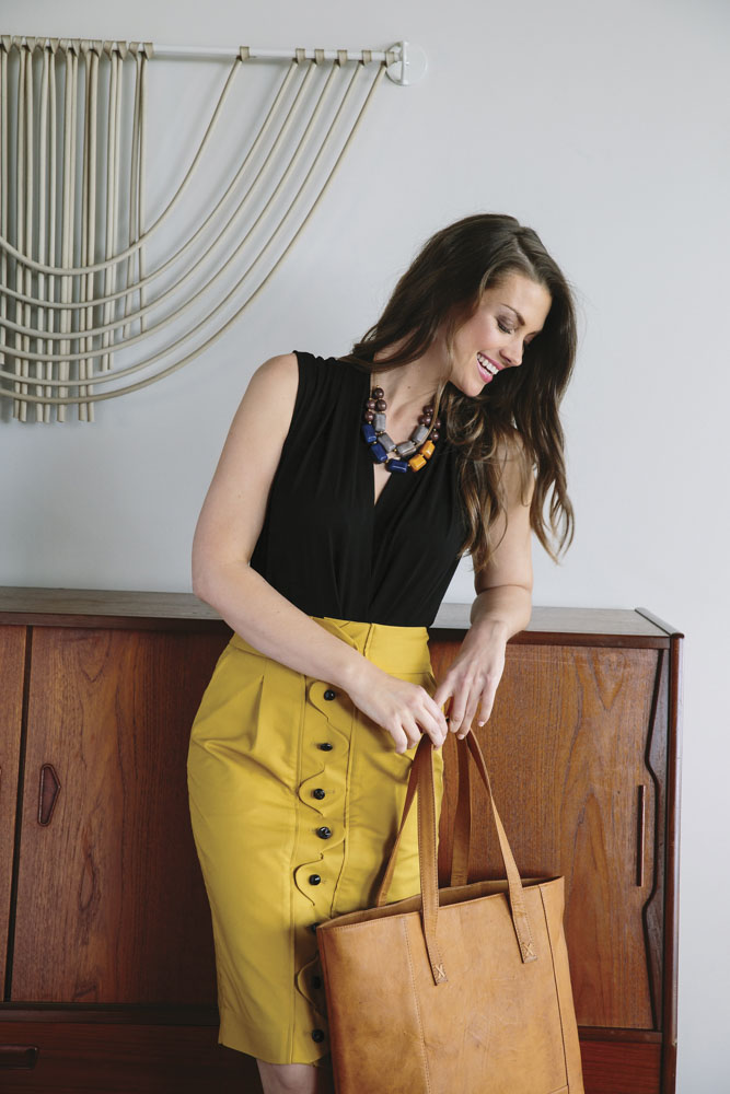 Noonday Leather Bags