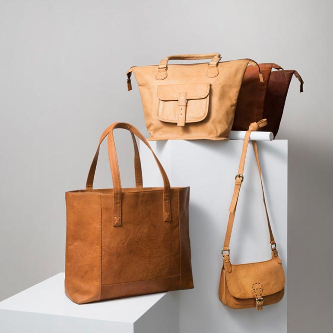 Style Story Indian Leather Bags