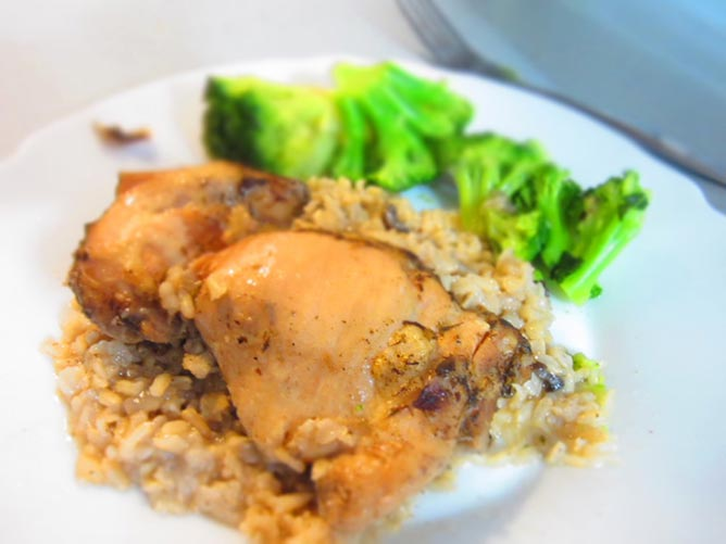 Brown-Rice-and-Chicken-bake