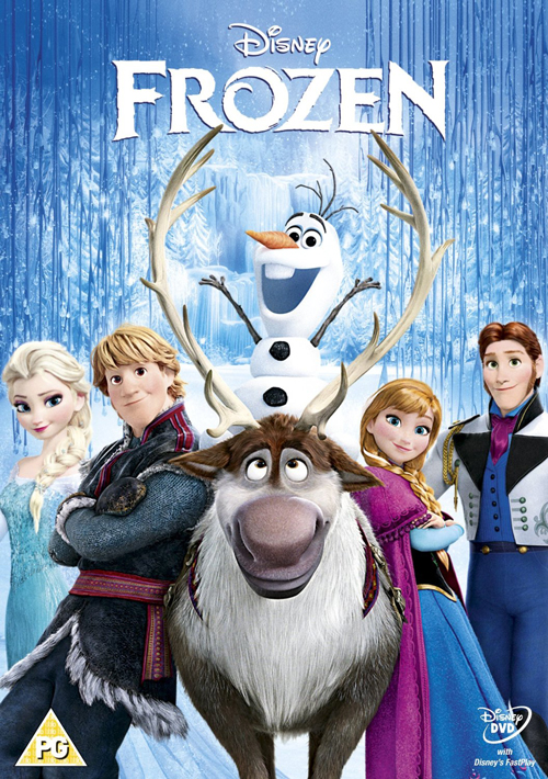 Frozen Empowering Movies for Girls